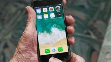 ajustar el Smartphone para personas mayores