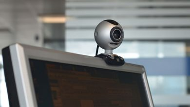 problemas de la webcam
