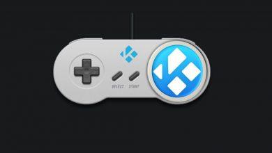 jugar en Kodi