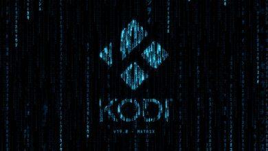 Kodi 19.0 Matrix
